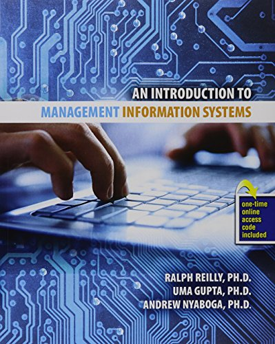 9781465279590: An Introduction to Management Information Systems