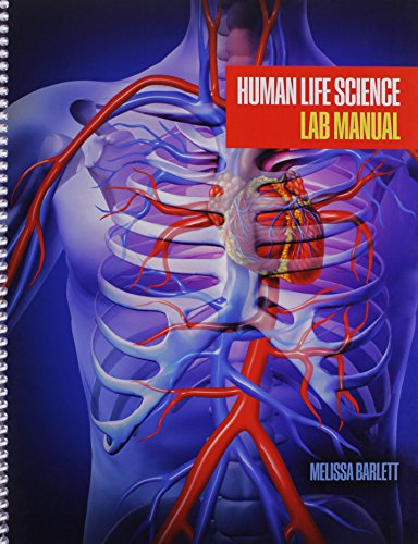 9781465279606: Human Life Science Lab Manual
