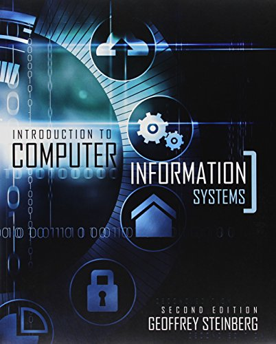 9781465279767: Introduction to Computer Information Systems