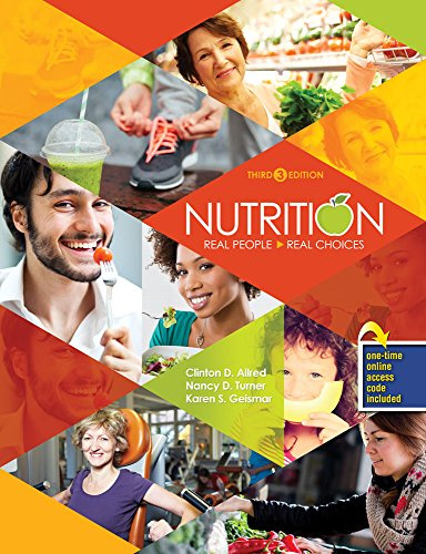 9781465280275: Nutrition: Real People, Real Choices