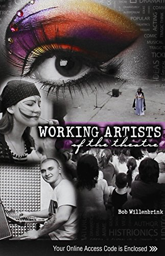 9781465280565: Working Artists of the Theatre