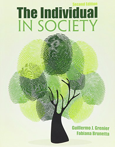 9781465280992: The Individual in Society