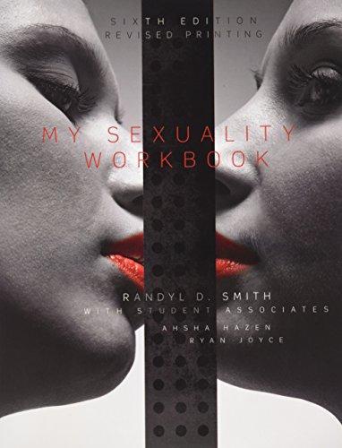 9781465284129: My Sexuality Workbook