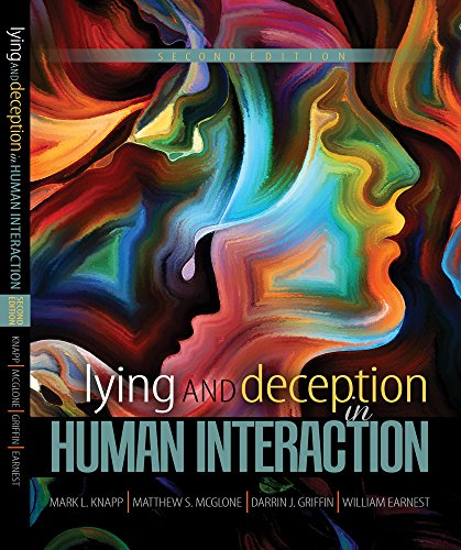 9781465284594: Lying and Deception in Human Interaction