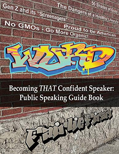 9781465286901: WORD - Becoming THAT Confident Speaker: Public Speaking Guide Book