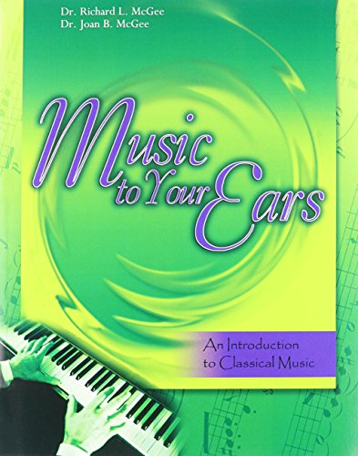9781465287885: Music to Your Ears: An Introduction to Classical Music w/ CD