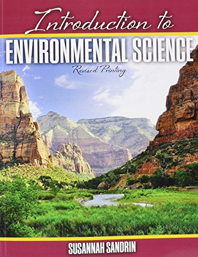 9781465288103: Introduction to Environmental Science