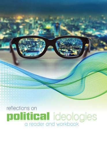 9781465290601: Reflections on Political Ideologies: A Reader and A Workbook