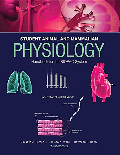 9781465291448: Student Animal and Mammalian Physiology Handbook for the BIOPAC System