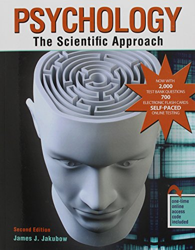 9781465292735: Psychology: The Scientific Approach