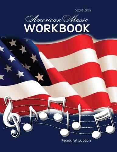 9781465298386: American Music Workbook