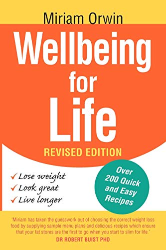 WELLBEING FOR LIFE: Orwin, Miriam