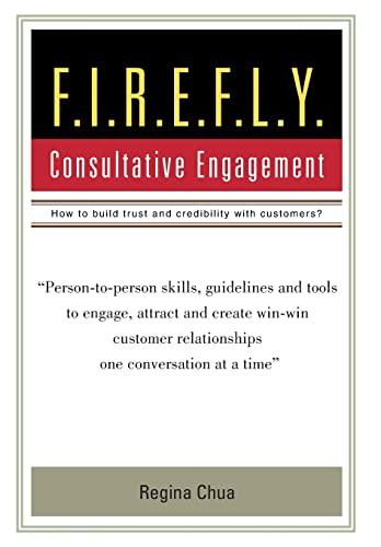 F.I.R.E.F.L.Y.: Consultative Engagement: Regina Chua