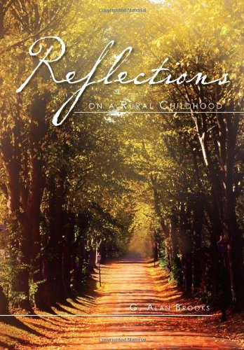 9781465336842: Reflections on a Rural Childhood