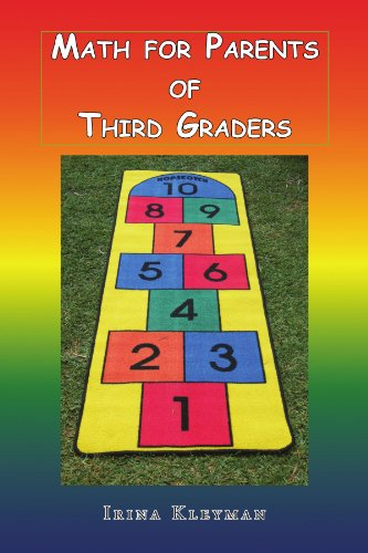 9781465343741: Math for Parents of Third Graders