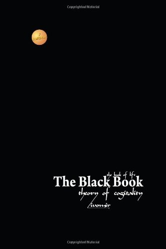 9781465348791: The Black Book: The Book of Life Theory of Cogitality