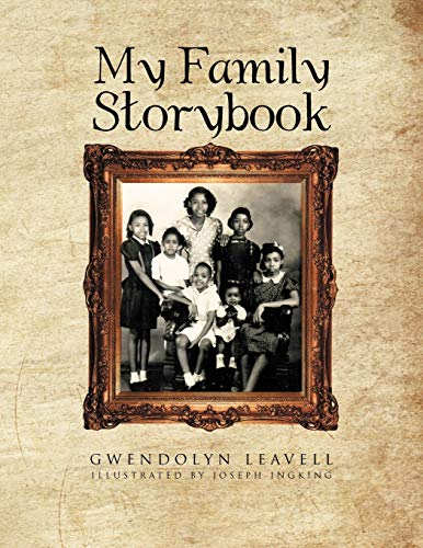 9781465349408: My Family Storybook