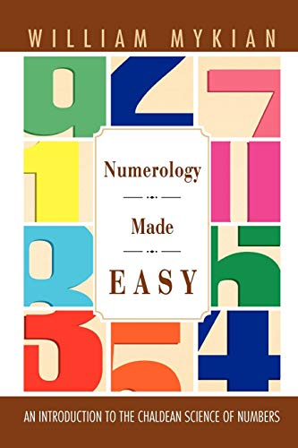 9781465368768: Numerology Made Easy: An Introduction to the Chaldean Science of Numbers