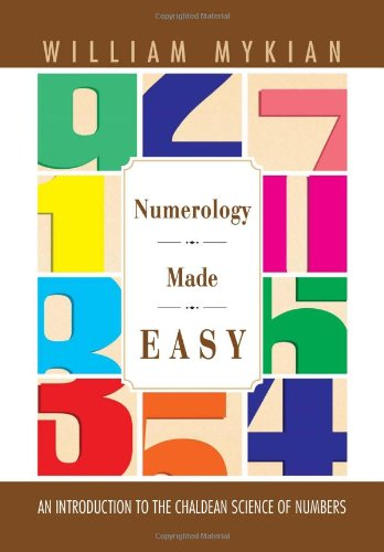 9781465368775: Numerology Made Easy: An Introduction to the Chaldean Science of Numbers