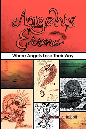 9781465389749: Angelus Errare: Where Angels Lose Their Way