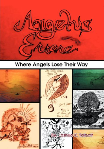 9781465389756: Angelus Errare: Where Angels Lose Their Way