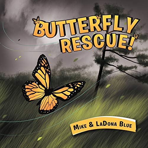 Butterfly Rescue: Mike