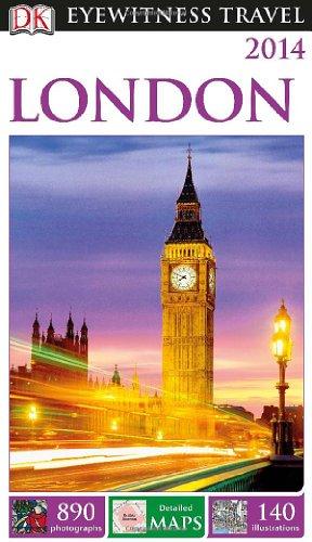 DK Eyewitness Travel Guide: London: DK Publishing