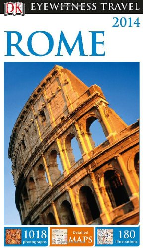 9781465400536: DK Eyewitness Travel Guide: Rome