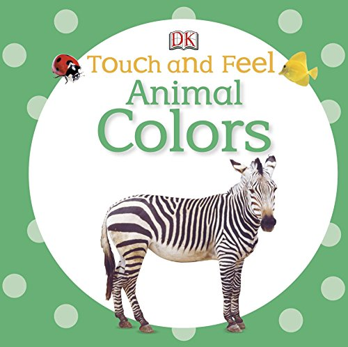 Animal Colors (Board Books)