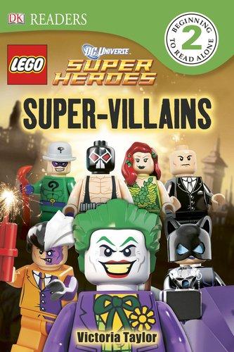 9781465401779: DK Readers L2: LEGO DC Super Heroes: Super-Villains