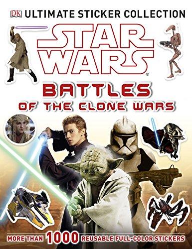 9781465401816: Star Wars Battles of the Clone Wars