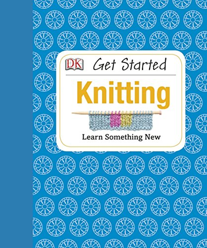 9781465401977: Get Started: Knitting
