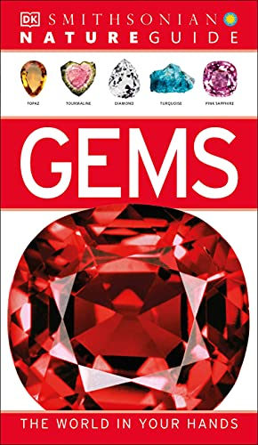 Nature Guide: Gems (NAG.): DK Publishing