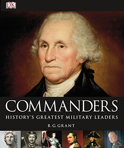9781465402257: Commanders: History's Greatest Military Leaders