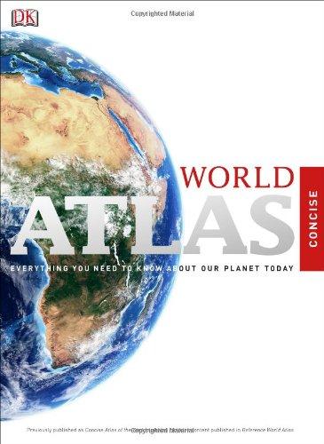 9781465402271: Concise World Atlas