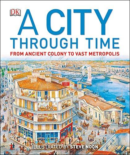 9781465402493: A City Through Time