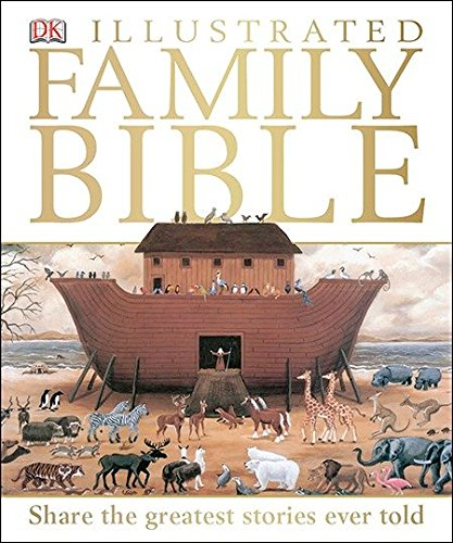 9781465402509: DK Illustrated Family Bible