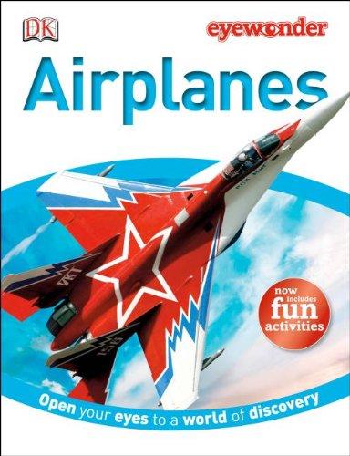 9781465402516: Airplanes (Eye Wonder)