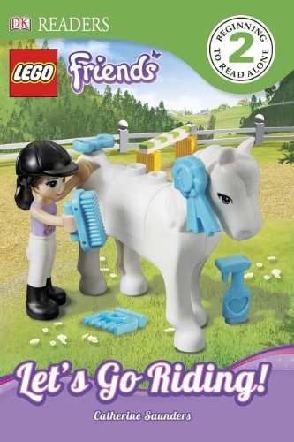 9781465402622: Let's Go Riding! (DK Readers 2, Lego Friends)