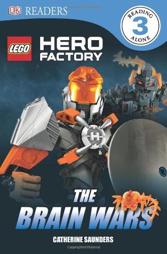 9781465402639: DK Readers L3: LEGO Hero Factory: The Brain Wars