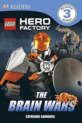 9781465402646: DK Readers L3: LEGO Hero Factory: The Brain Wars