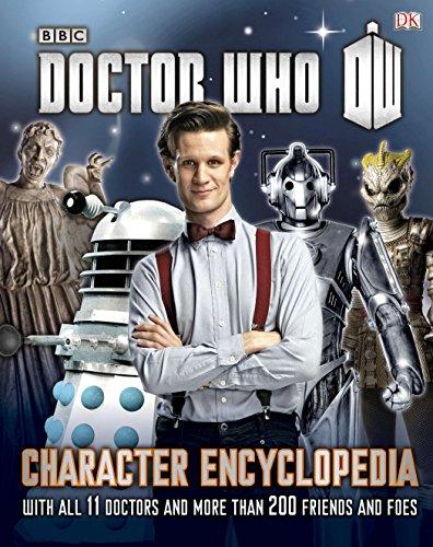 9781465402677: Doctor Who Character Encyclopedia