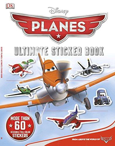 9781465402691: Ultimate Sticker Book: Disney Planes