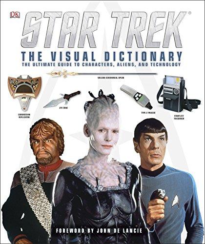 Star Trek: the Visual Dictionary: DK Publishing