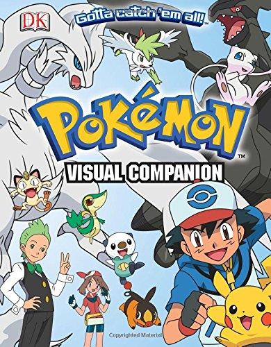 9781465403926: Pokémon Visual Companion