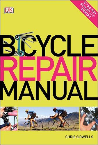 9781465404077: Bicycle Repair Manual