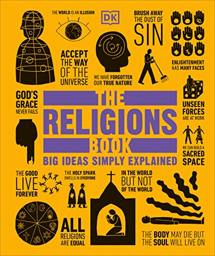 9781465408433: The Religions Book (Big Ideas Simply Explained)