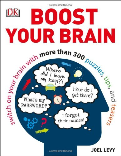 9781465408471: Boost Your Brain