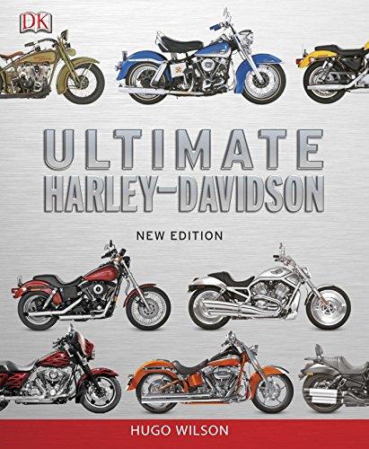 9781465408488: Ultimate Harley-Davidson