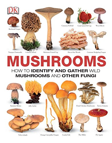 9781465408556: Mushrooms: The Complete Mushroom Guide